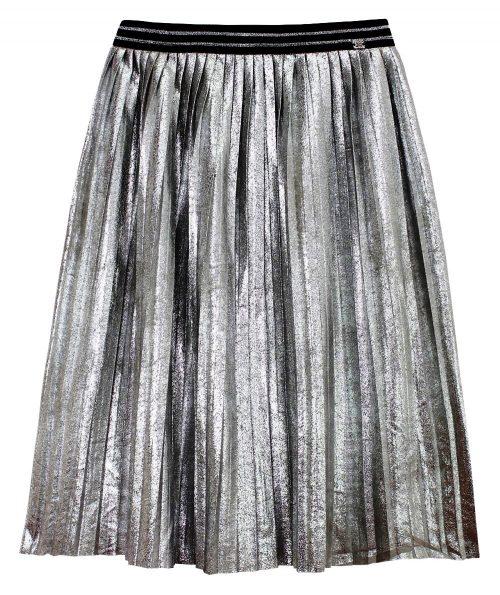 החצאית הכסופה של Keds
