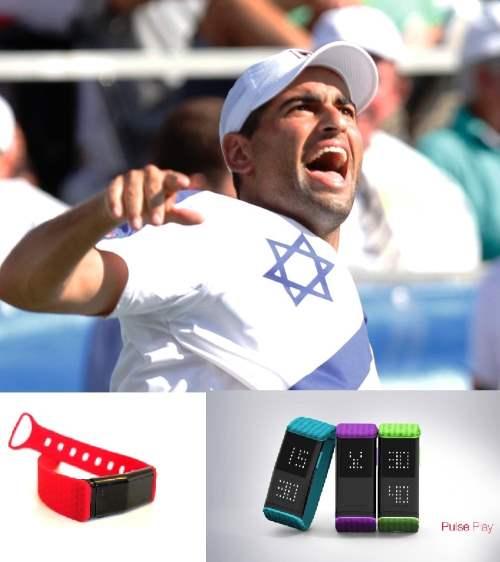 "שעון ייעודי לטניסאי | צילום: יח""צ"