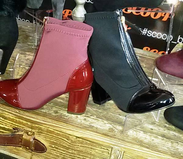 נעליים רוסלנה רודינה בסקופ|צילום: נעמי גולן