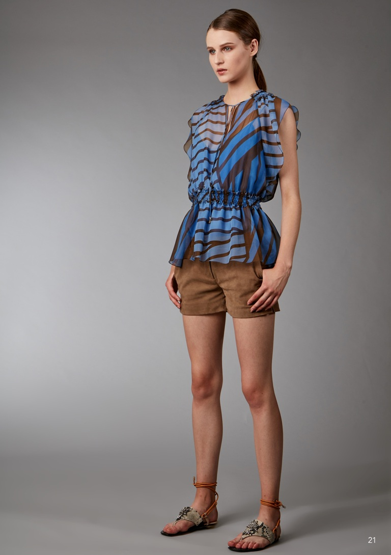 בית האופנה Millos מציג: סייל  קולקציית קיץ 2019 של המותג האיטלקי LES COPAINS